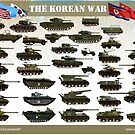 The Korean War by TheCollectioner
