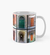 Türen von Florenz und von Siena Tasse (Standard)