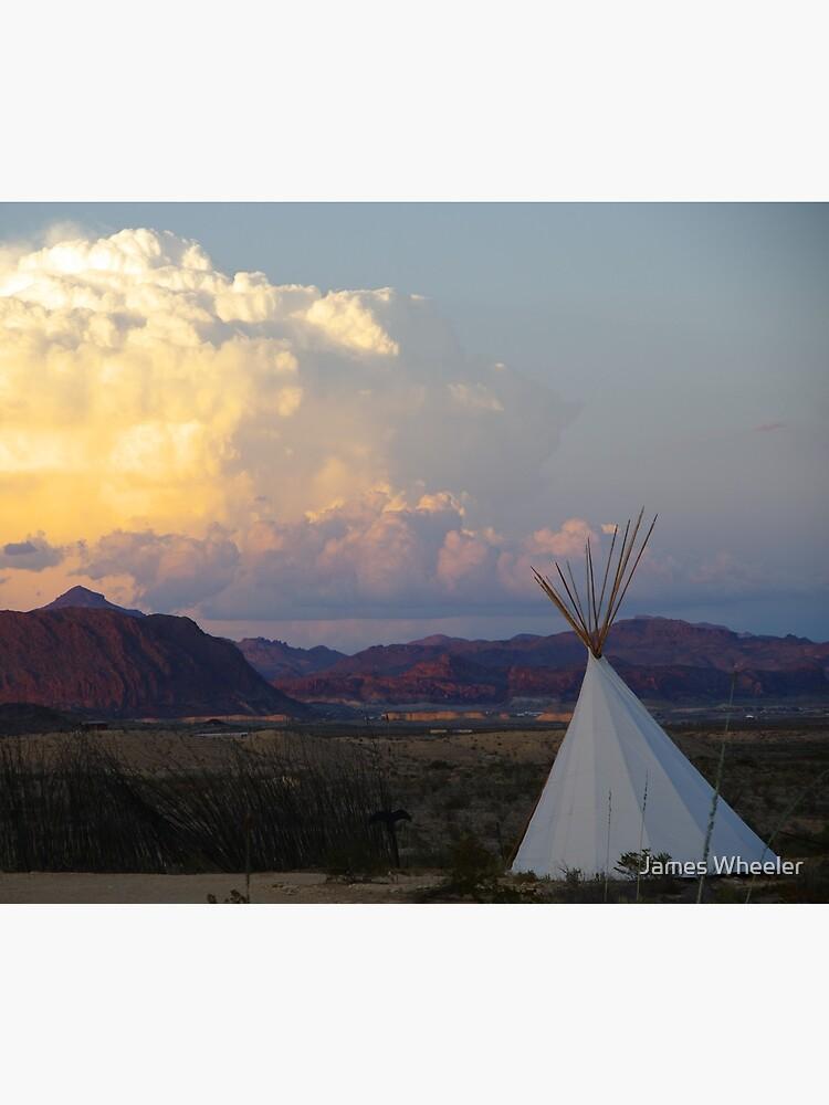 Terlingua Sunset by arkansawyer