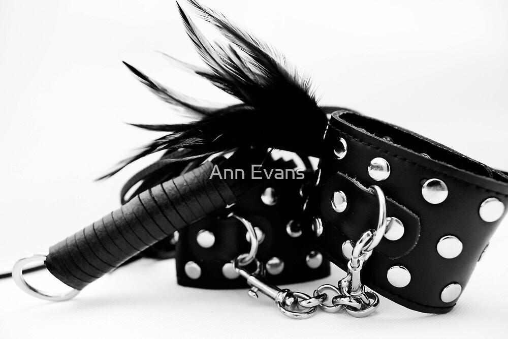 Closer by Ann Evans