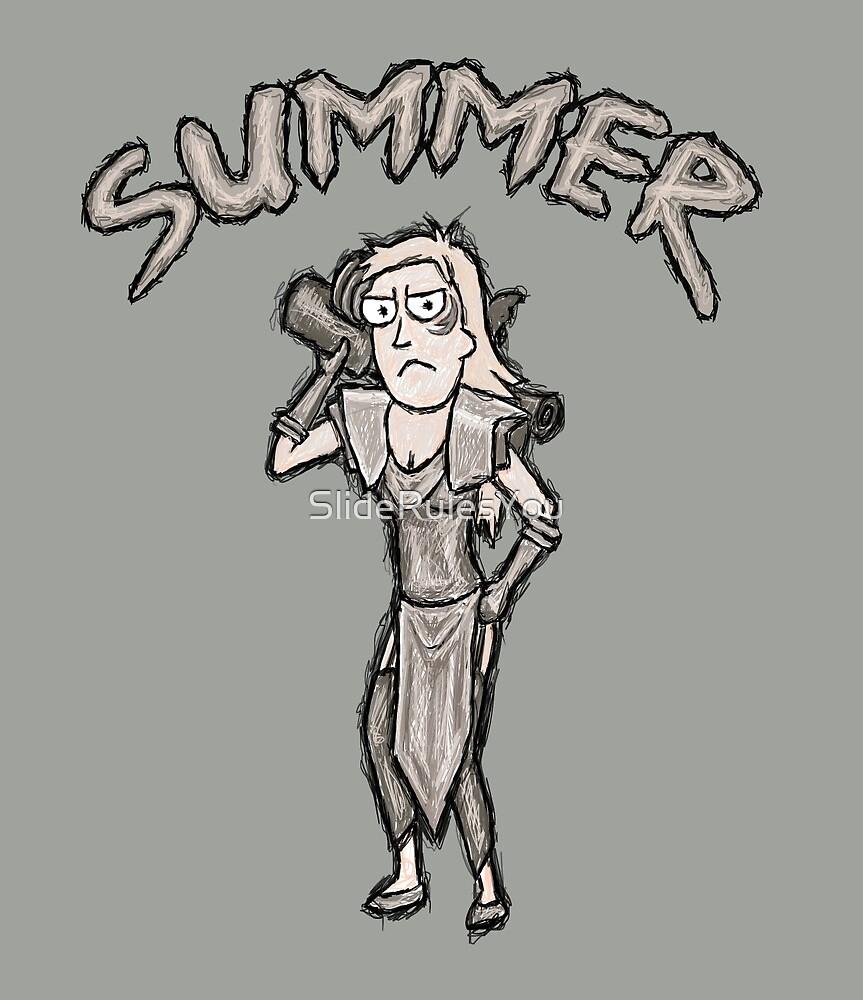 Summer by SlideRulesYou