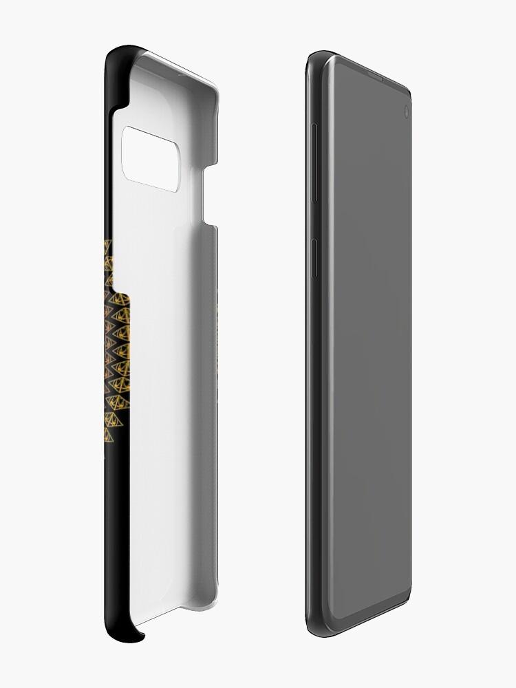 Alternative Ansicht von anubis Hülle & Klebefolie für Samsung Galaxy
