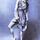 Blue Dancer by Irene Owens