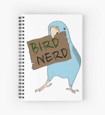 Vogel-Nerd Spiralblock