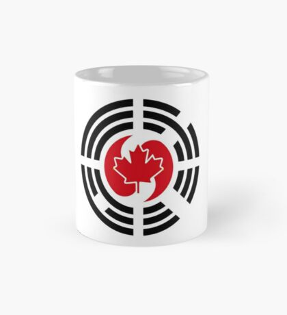 Korean Canadian Multinational Patriot Flag Series Mug