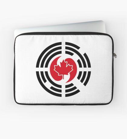 Korean Canadian Multinational Patriot Flag Series Laptop Sleeve
