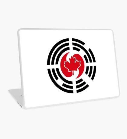 Korean Canadian Multinational Patriot Flag Series Laptop Skin