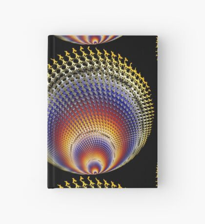 Untitled II - Colour Hardcover Journal
