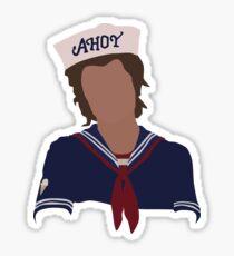 Steve Harrington Ahoy! Sticker