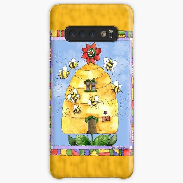 Busy Bees II Samsung Galaxy Snap Case