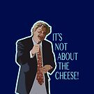 Julian Fawcett MP - It's not about the cheese! by GaffaMondo