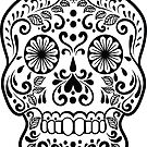 Sugar Skull by scooterbaby