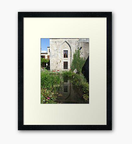 Le Moulin d'Annepont Framed Print