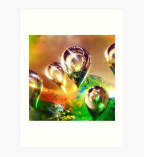 Quarks Art Print