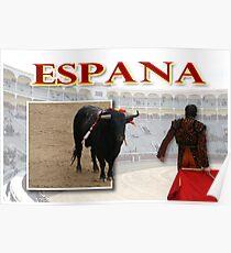 Espana Poster
