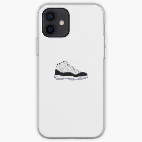 "Air Jordan XI (11) ""Concord"" Coque souple iPhone"