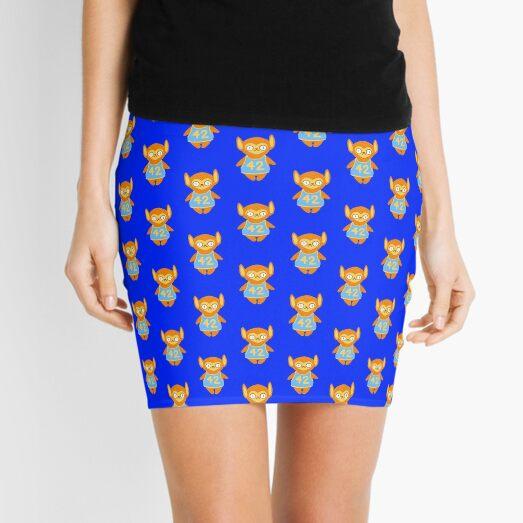 Cute Chibi Teen Wolf Mini Skirt