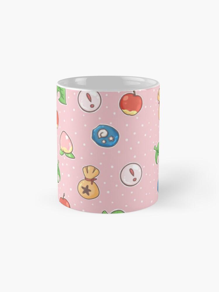 Alternate view of Animal Crossing Icons v.2  Mug