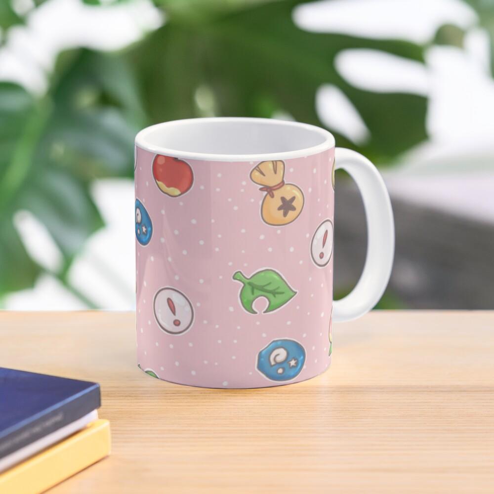 Animal Crossing Icons v.2  Mug