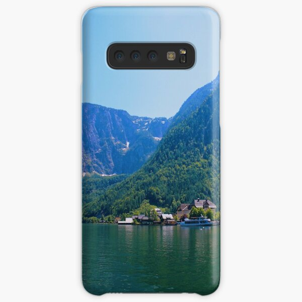 Vertical—Day at the Lake 2 Samsung Galaxy Snap Case