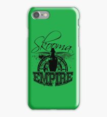 Skooma Empire - Not even once! iPhone Case/Skin