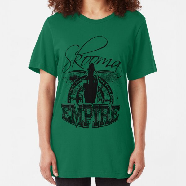 Skooma Empire - Not even once! Slim Fit T-Shirt
