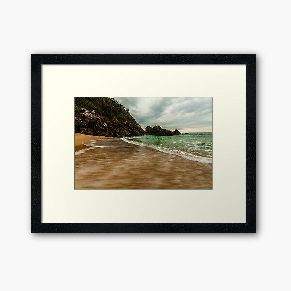Redhead NSW Australia Framed Art Print