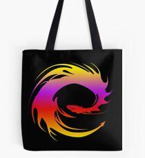 Colorful dragon - Eragon Tote Bag