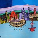 verona: home of opera, italy by yobund