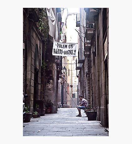 Barcelona 11 Photographic Print