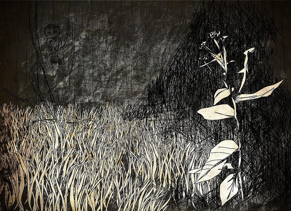 swamp by Tepa Lahtinen
