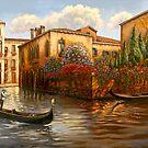 GONDOLA by Judy Mastrangelo