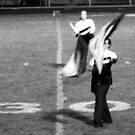 Lexington Band of Gold '10-'11, Color Guard by Atheum