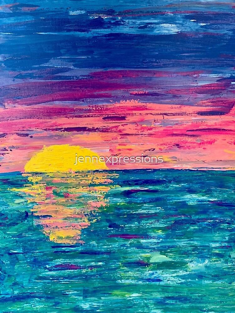 Sunrise, Sunset by jennexpressions