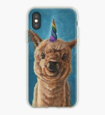 Alpacacorn iPhone Case