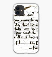 BON JOVI THESE ARMS LYRICS iphone case