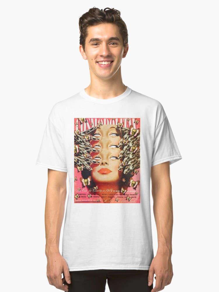 Alternate view of Misunderstandings More Thrilling Than Understanding Ever Could Be Classic T-Shirt