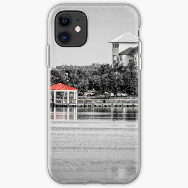 From The Lake Orlando Florida  iPhone Soft Case