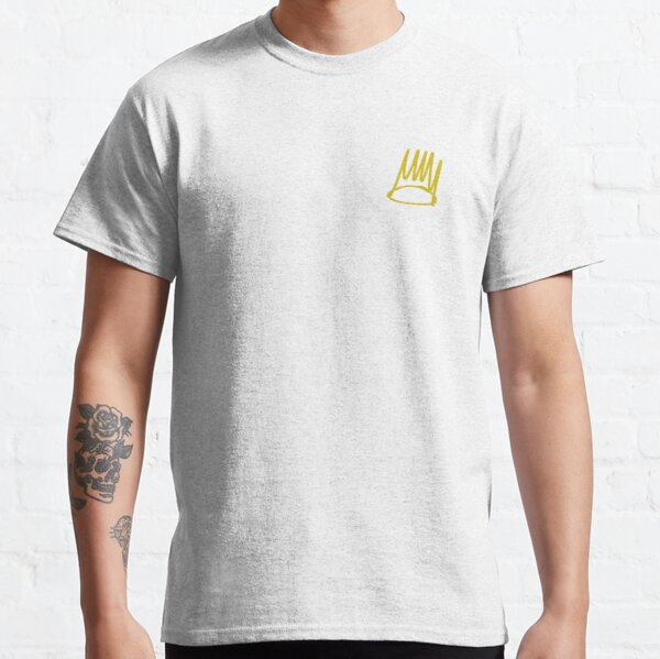 J. Cole - Born Sinner Crown Classic T-Shirt