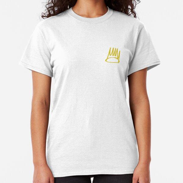 J. Cole - Born Sinner Crown Classic T-Shirt