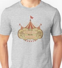 Not My Circus - Not My Monkeys - Not My Problem - Pop Culture Saying - Circus Monkeys - Mind Your Own Business Slim Fit T-Shirt