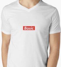Supremely Basic V-Neck T-Shirt