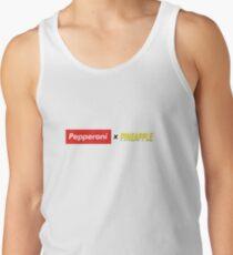 Pepperoni X Pineapple Tank Top