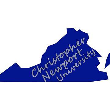 Christopher Newport University de tklegin97