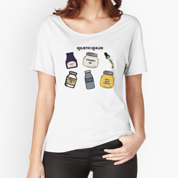 Holistic Healer Relaxed Fit T-Shirt