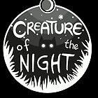 «Criatura de la noche» de Kiluvi