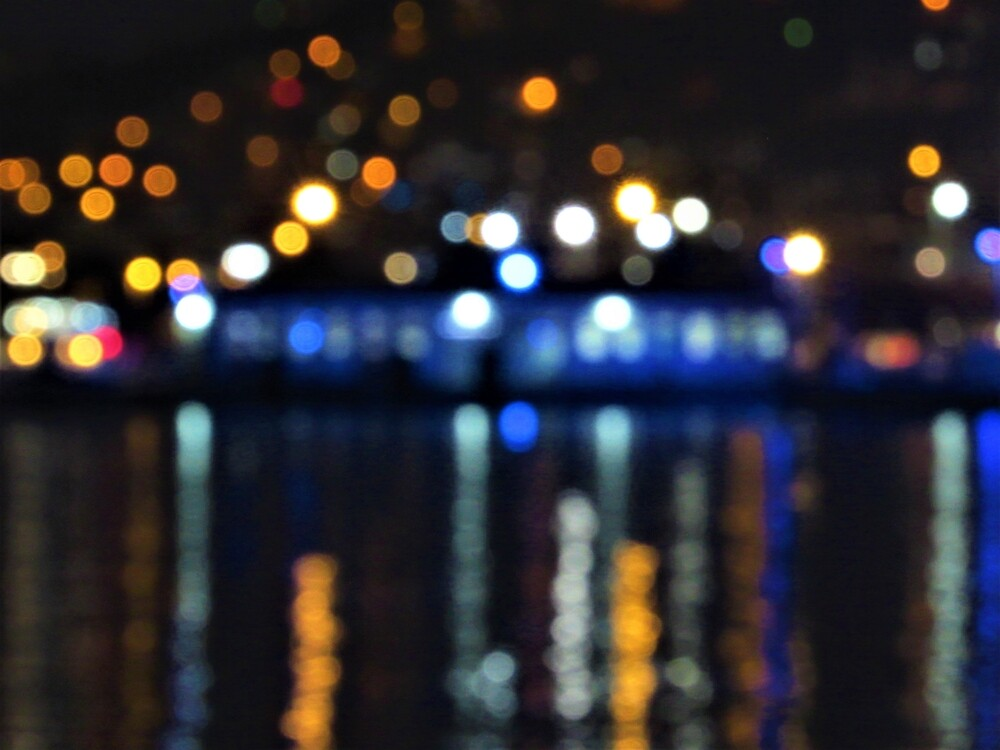 Blurred Nights At Sea by tomeoftrovius