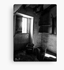 The lost room Canvas Print