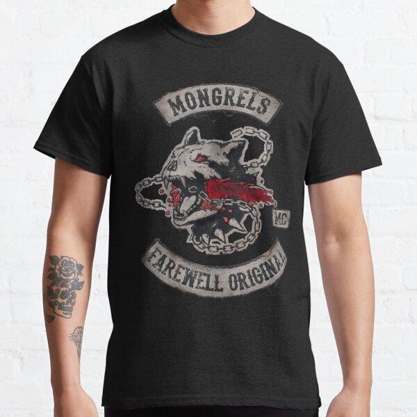 Copia de Mongrel Days Gone Classic T-Shirt