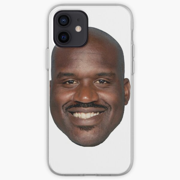 Shaq Face iPhone Case & Cover by TheBigSlammer